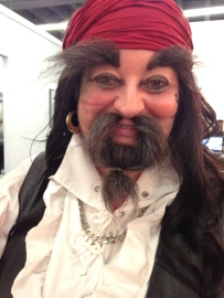 Pirate - Out of Kit Character - Special FX NIIMD