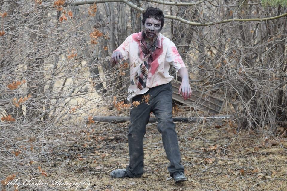 Zombie Special FX