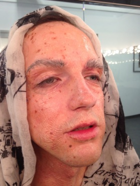 Latex Aging - Out of kit Character - Special FX NIIMD