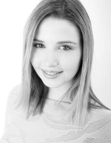 Sydney Weich NUMA Model - Editorial Photoshoot