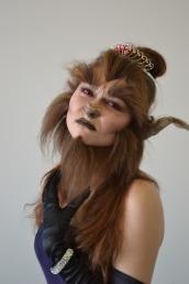 Werewolf Prom Queen - Special FX Final Exam NIIMD