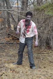 Zombie Exam - Special FX NIIMD